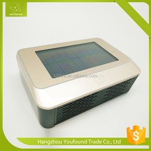 KJ160-1 Voice Function Solar Energy Car Air Purefier
