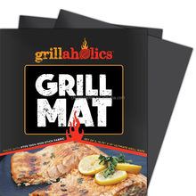 As seen on TV High Temperature resistance fireproof charcoal BBQ grill mat
