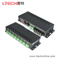 24CH LED DMX decoder 24CH DMX512 controller for RGB RGBW dmx controller with large power