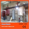 oil refinery equipment / small scale palm oil refining machinery