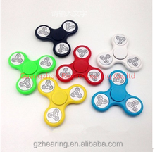 high speed Tri Fidget Spinner with LED light Hand Spinner Toys