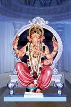 3D Religious Pictures of hindu god idols