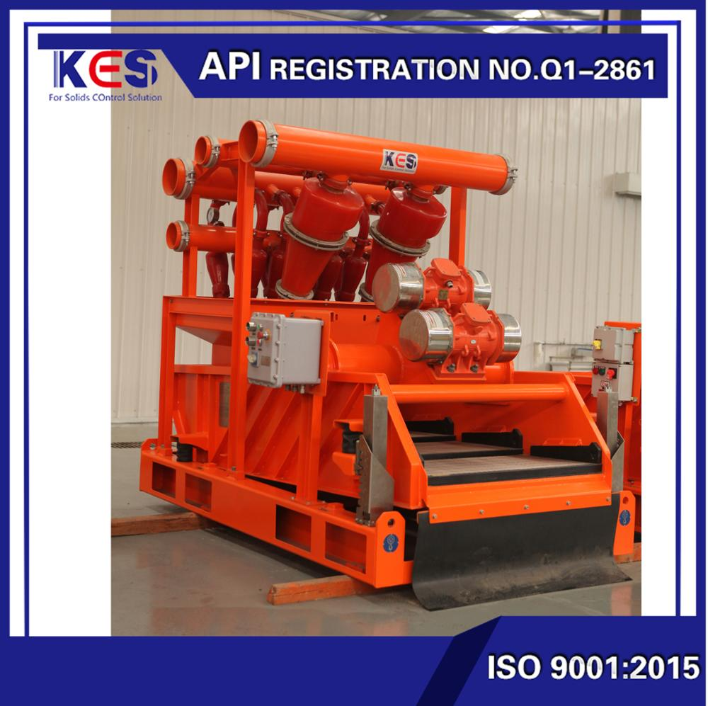 Drilling Solids Control Mud Cleaner
