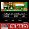 Free wheel farm car toys plastic farm toy tractors