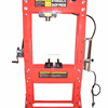 75 TON HYDRAULIC AIR SHOP PRESS