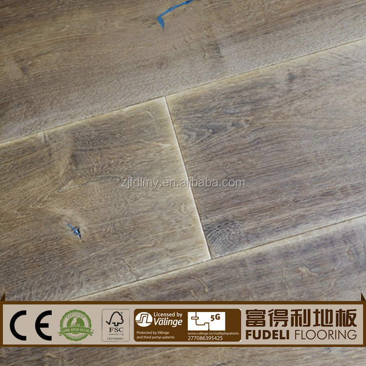 Engineered Oiled Brushed European Oak 2200*220*15/4mm