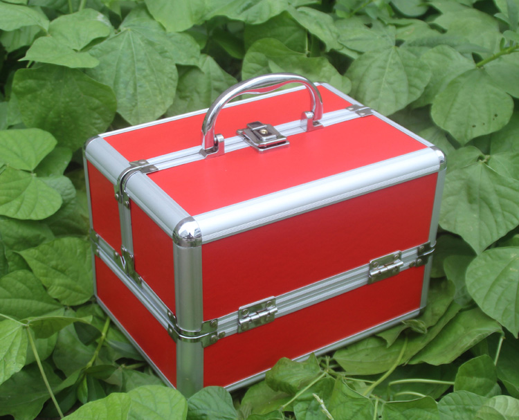 Chinese Online Hard Side Tolietry Box with Combination Lock Cosmetic Bag <strong>Travel</strong>