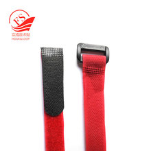 new nylon hook loop fastening straps for high quality shoes