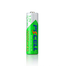 Pre-chargeable battery with 1.2v ni-mh aa 2000mah low self discharge battery