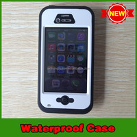 waterproof cheap mobile phone case for iphone 4 4s china supplier