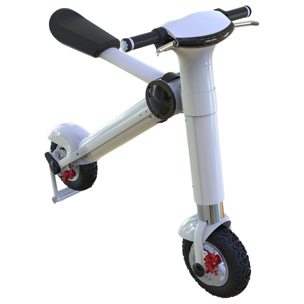 6S4 36V Chinese Aluminium Frame Electric Scooter 22 Miles /H Bicycle Mini E Bike Two Wheel Motorcycle