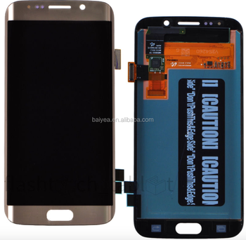 For Samsung S6 Edge Lcd with Digitizer Assembly