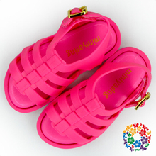 2017 Fit Baby Girls Shoes Cheap Soft Kids Fancy Baby Sandals