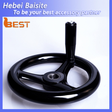 Hot Sale Control Disc Double-Spoked Machine Operate Bakelite Handwheels best quality ISO approved