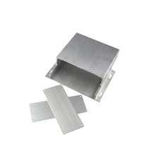 custom aluminium extrusion enclosure,custom aluminium extrusion box,custom aluminium extrusion