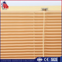 Custom pleated lace blinds pattern roller blinds manufacturer in GuangZhou