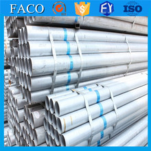 Tianjin gi pipes ! astm a53 galvanized steel pipe profile galvanized steel pipe sizee