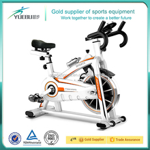 Racing exercise bike,dynamic indoor body fit cycling exercise spin bike
