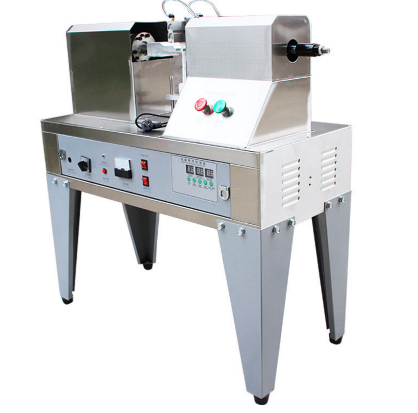 Automatic Cosmetic Plastic Tube Tail Sealing Machine with Easy Operation