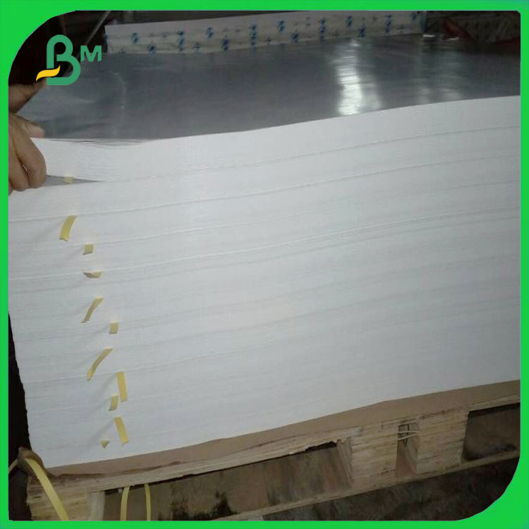 Chinese supplier quality c2s coated art paper on sale