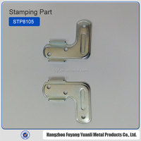 Household metal parts oem electric stamping part for folding tables and chairs