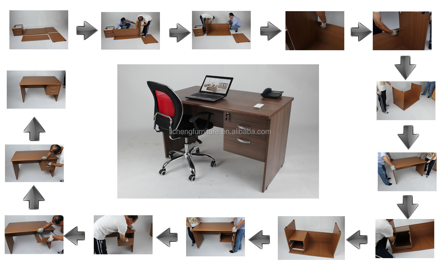 Office  Tables  Laurameroni