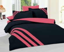 Lower price polyester cotton wholesale bedding sets
