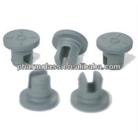 Butyl Rubber Stopper for liquid and powder medicine