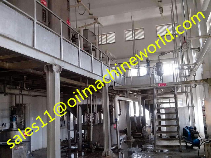 animal fat ( Pork Fat,Chicken fat) oil extraction machine and refining machine