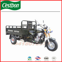 2014 Hot New Cheap Cargo Gasoline Adult Pedal Tricycle