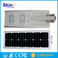 2016 New Style 20W Solar Motion Sensor Led Outdoor Lawn Lamps Light with ROHS/CE for Garden