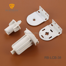 roller blind clutch kit 38mm double bracket set manual component wholesale factory price