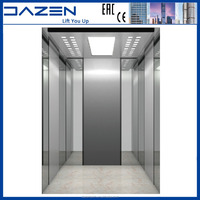 Building cabinet lift with EN81/EAC/TUV