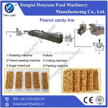 China Supplier sesame peanut brittle making machine for sale