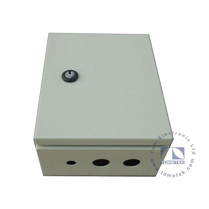 IP65 Outdoor Metal Steel Solar Cabinet Electrical Junction Box
