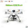 2015 newest walkera qr X350 pro with iLook camera GPS fpv Drone UFO DEVO F7 transmissor RC helicopter Quadcopter.