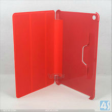 leather mobile phone case PU With PC Back Cover Leather Case for retina iPad mini P-iPDMINICASE121