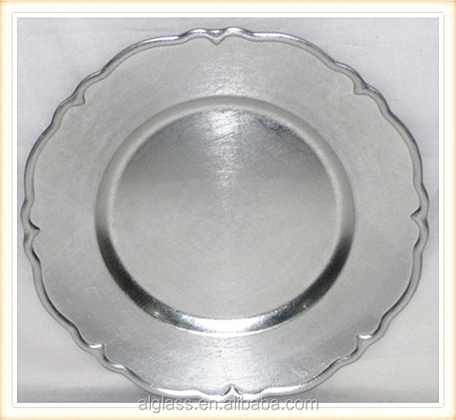 List Manufacturers Of Gold Plastic Charger Plates