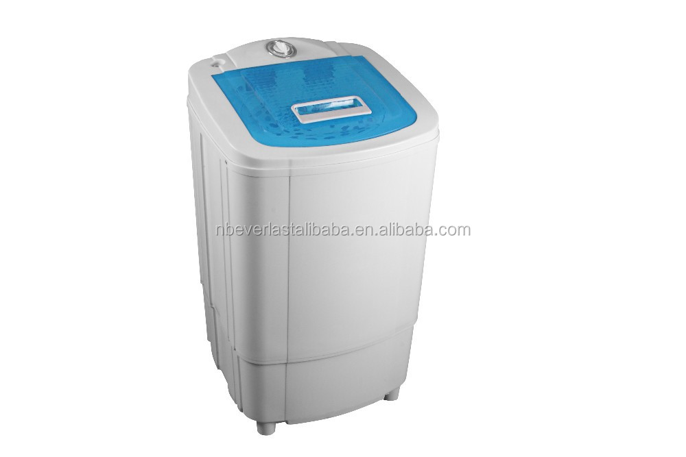 Mini portable spin dryer