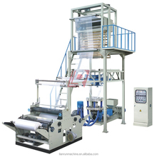 Good quality plastic extruder agricultural film blowing machine extruder
