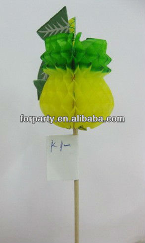 CG-STW114 Party decoration fruit toothpicks