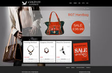 Newly shopping mall and development, b2c website design and development & unique website design