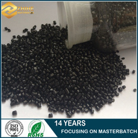 PP/PE injection/Molding/Film blowing/Extrusion used black plastic raw material/additives