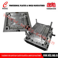 WT HP01C Plastic Container Mould For