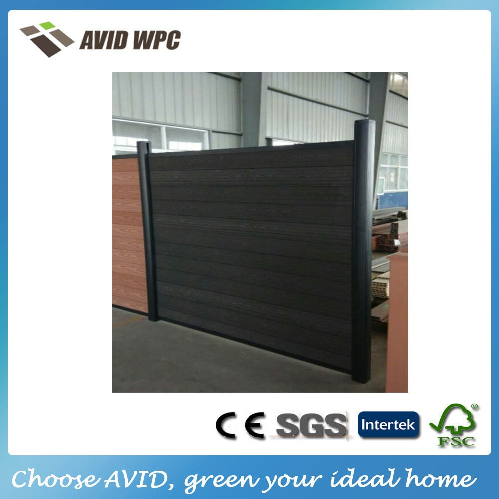 WPC fence/WPC fence board/WPC fence panel