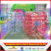 Hot sale Clear Loopy Ball / Battle Ball / Bubble Ball for Football