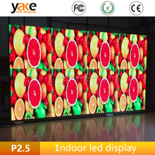 hd P2.5 rental indoor led screen video p3 led display epistar chip led meeting room display