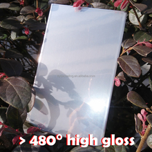 Super high gloss silver mirror chrome effect powder coating color <strong>paint</strong>