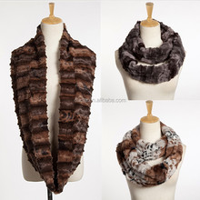 Dora Accessories 2017 Women Fashions Faux Fur Infinity Scarf