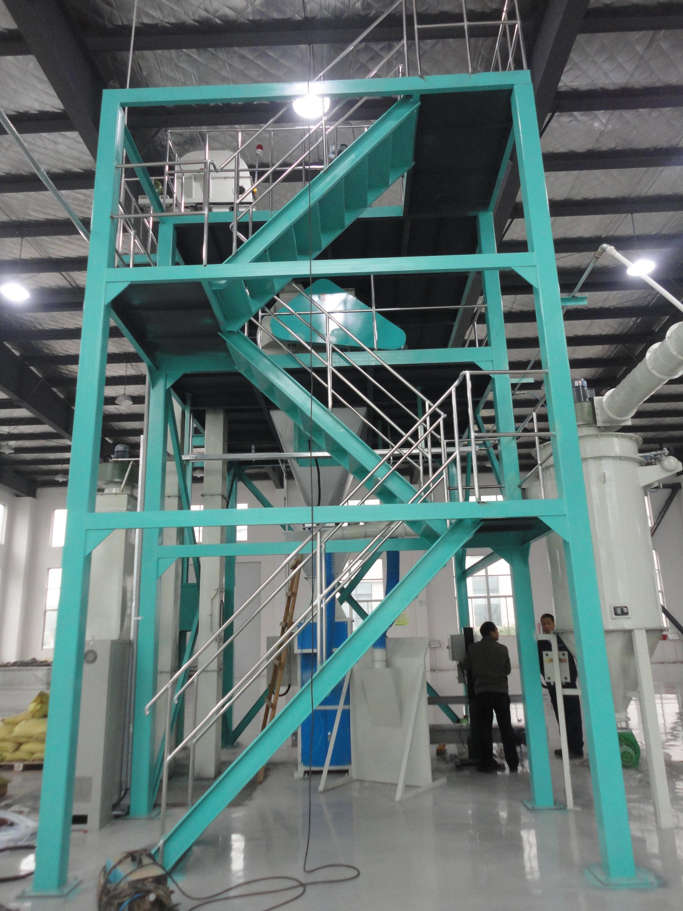 NEW livestock feed pellet production line Newest